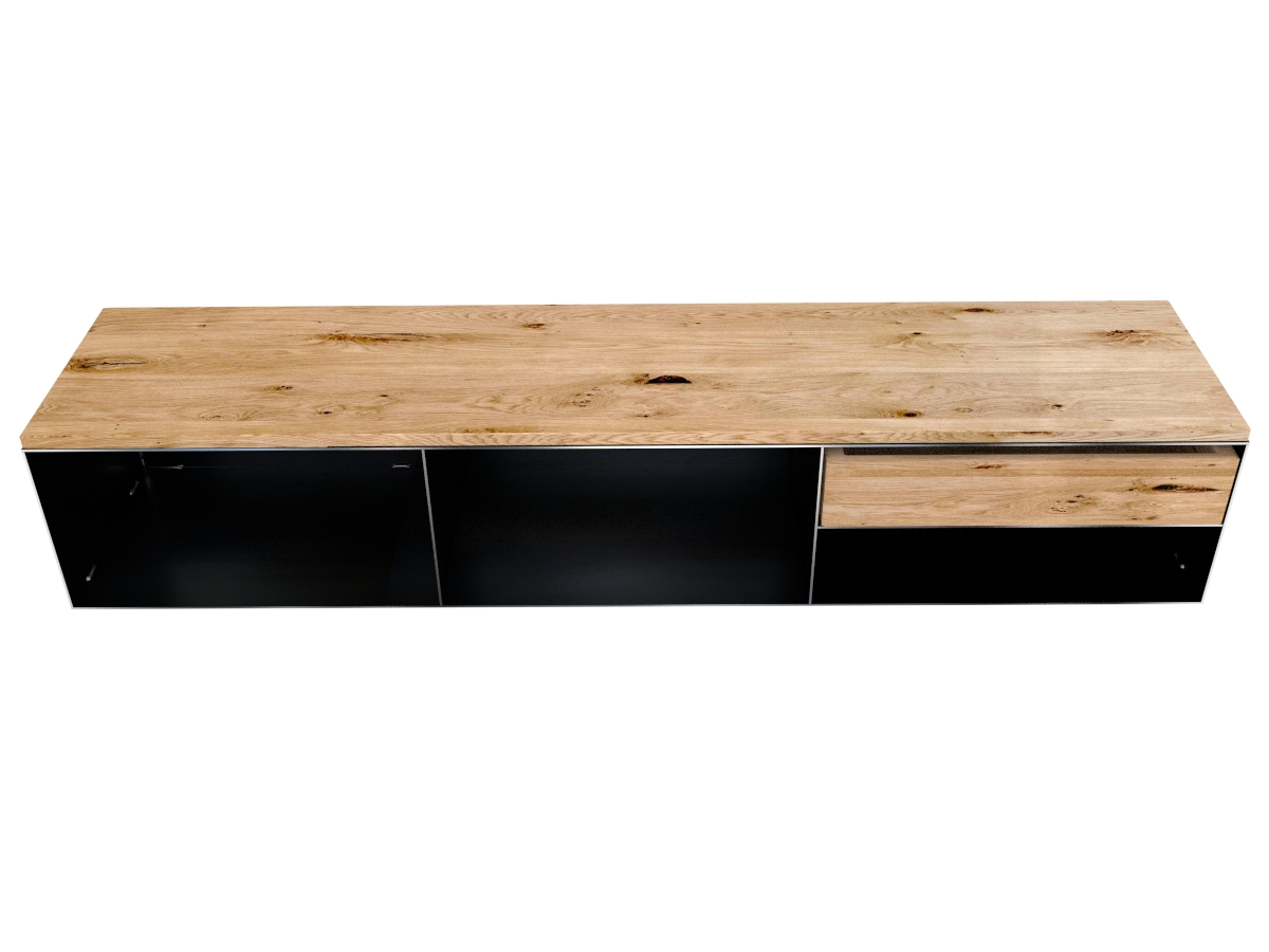sideboard holz modern wohnm bel moderne sideboard h ngend. Black Bedroom Furniture Sets. Home Design Ideas